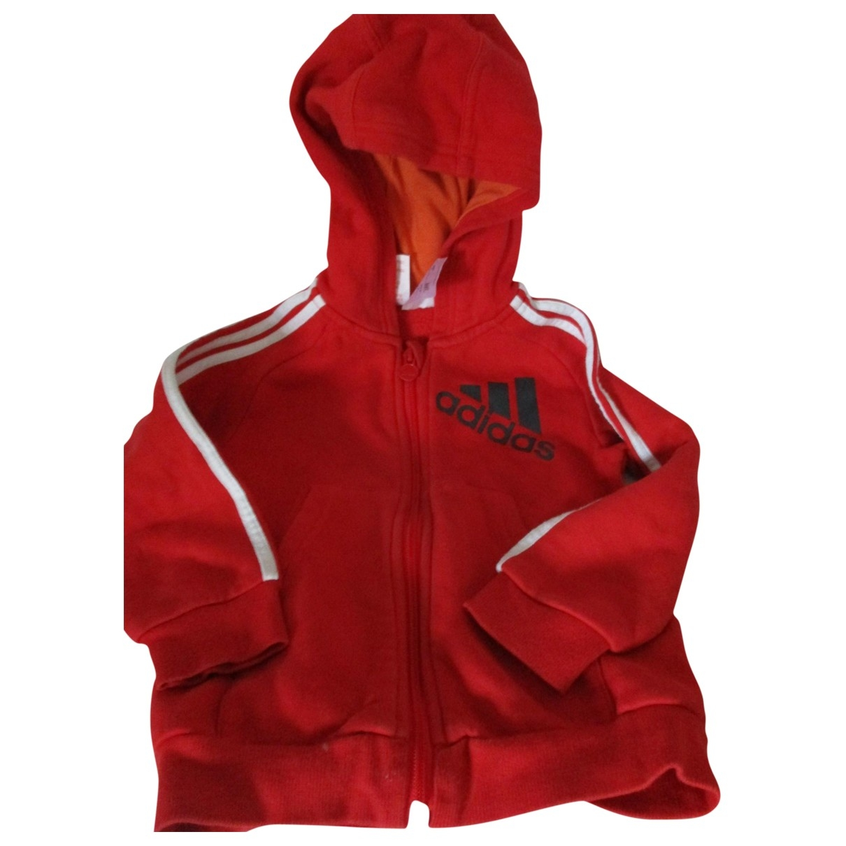 Adidas \N Red Cotton Knitwear for Kids 3 years - until 39 inches UK