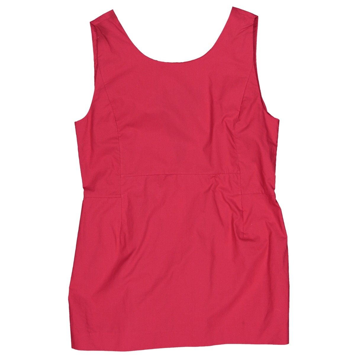 Marni \N Red Cotton  top for Women 42 IT