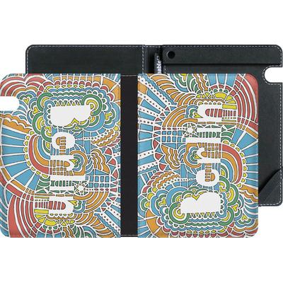 Amazon Kindle Voyage eBook Reader Huelle - Berlin Blue von Kaitlyn Parker