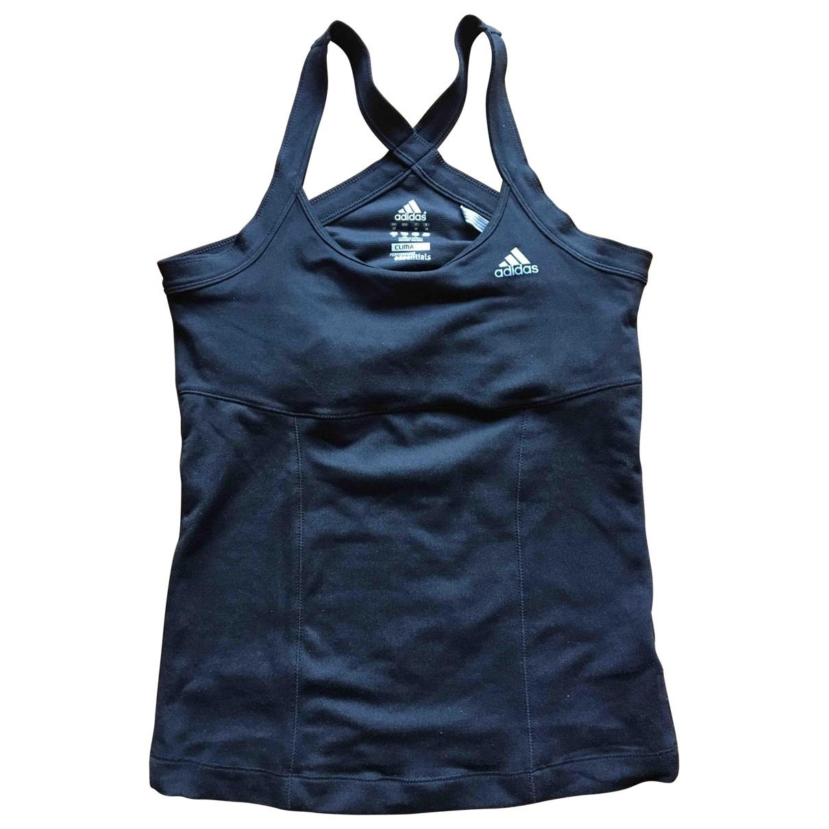 Adidas \N Black  top for Women 44 IT