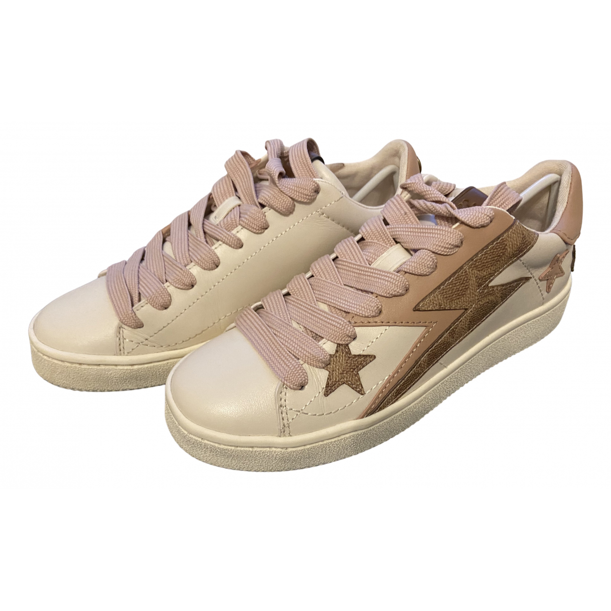 Coach N Leather Trainers for Women 5 UK