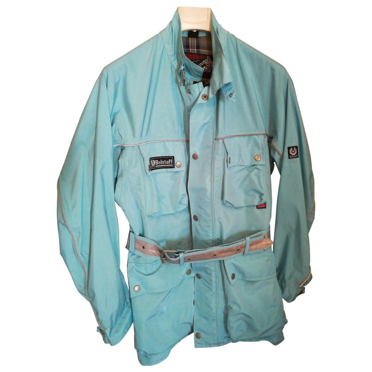 Belstaff - Vestes.Blousons   pour homme - turquoise