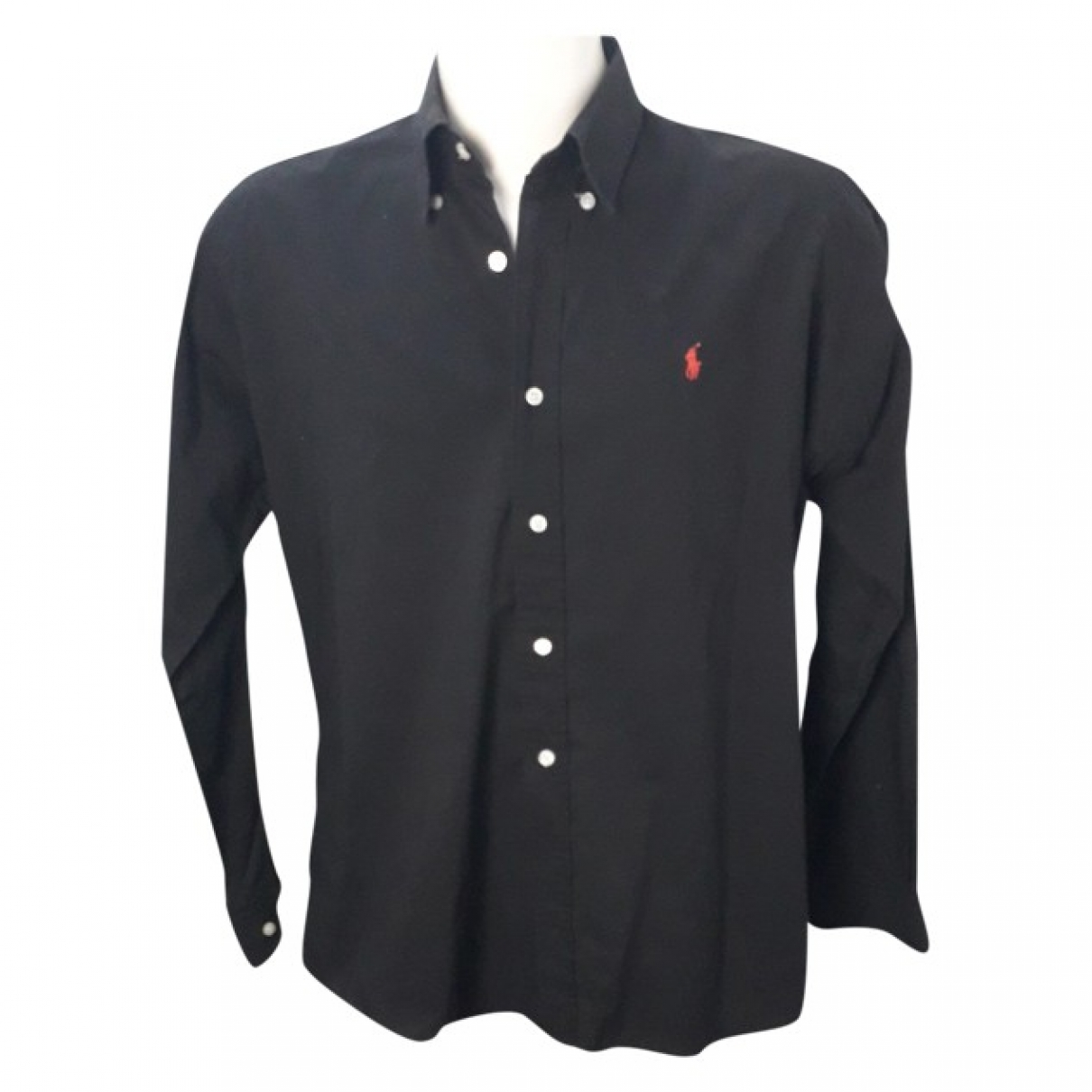 Polo Ralph Lauren \N Hemden in  Schwarz Baumwolle