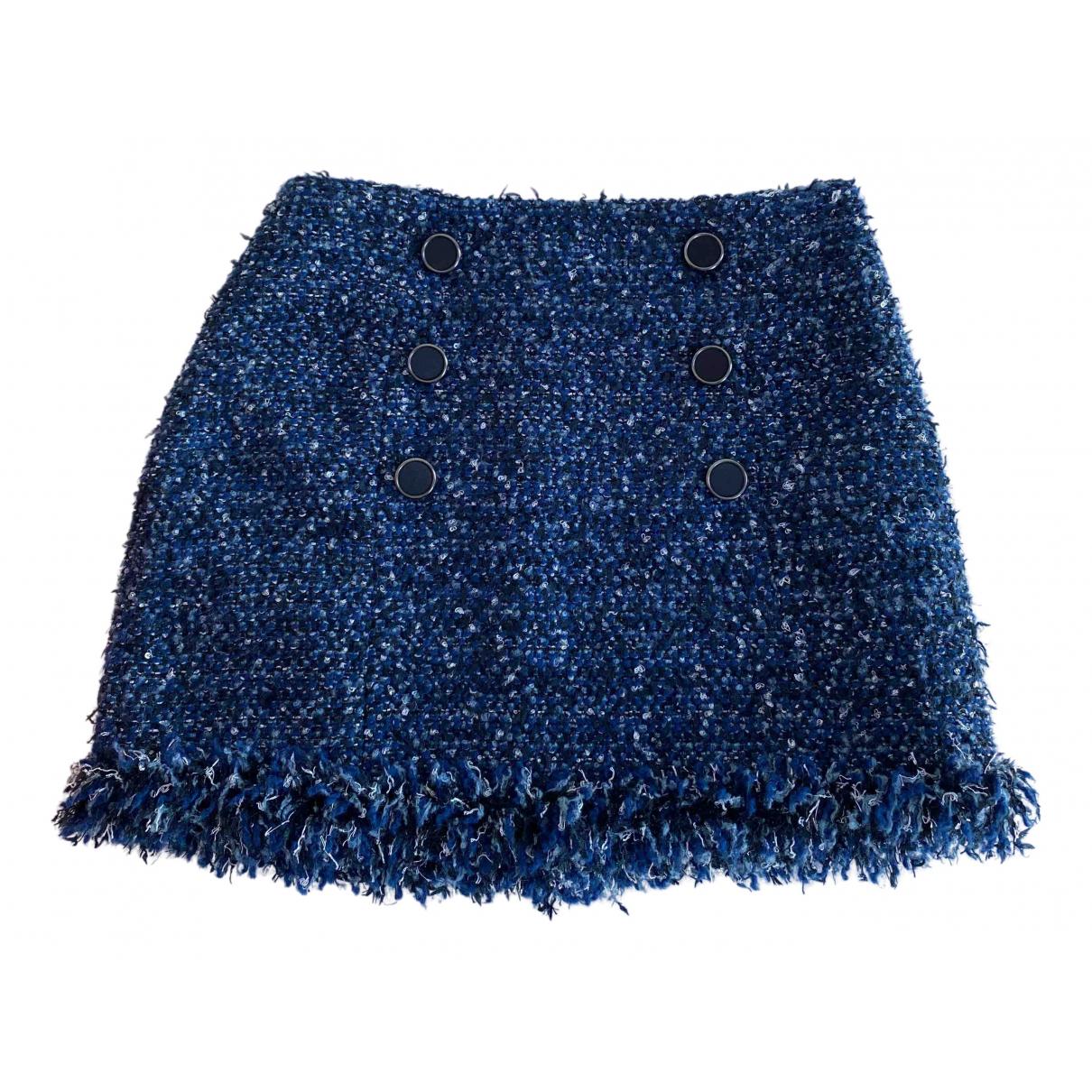 Karl Lagerfeld - Jupe   pour femme en tweed
