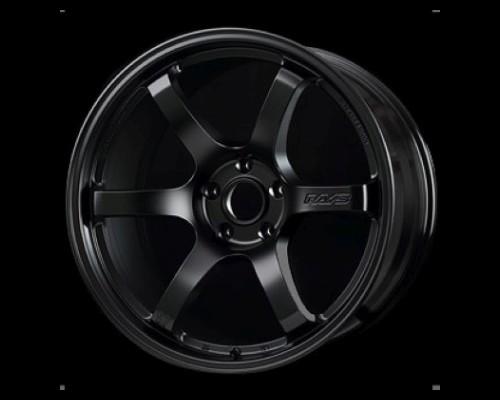 GramLights WGI245EH 57DR Wheel 19x8.5 5x114.3 45mm Semigloss Black
