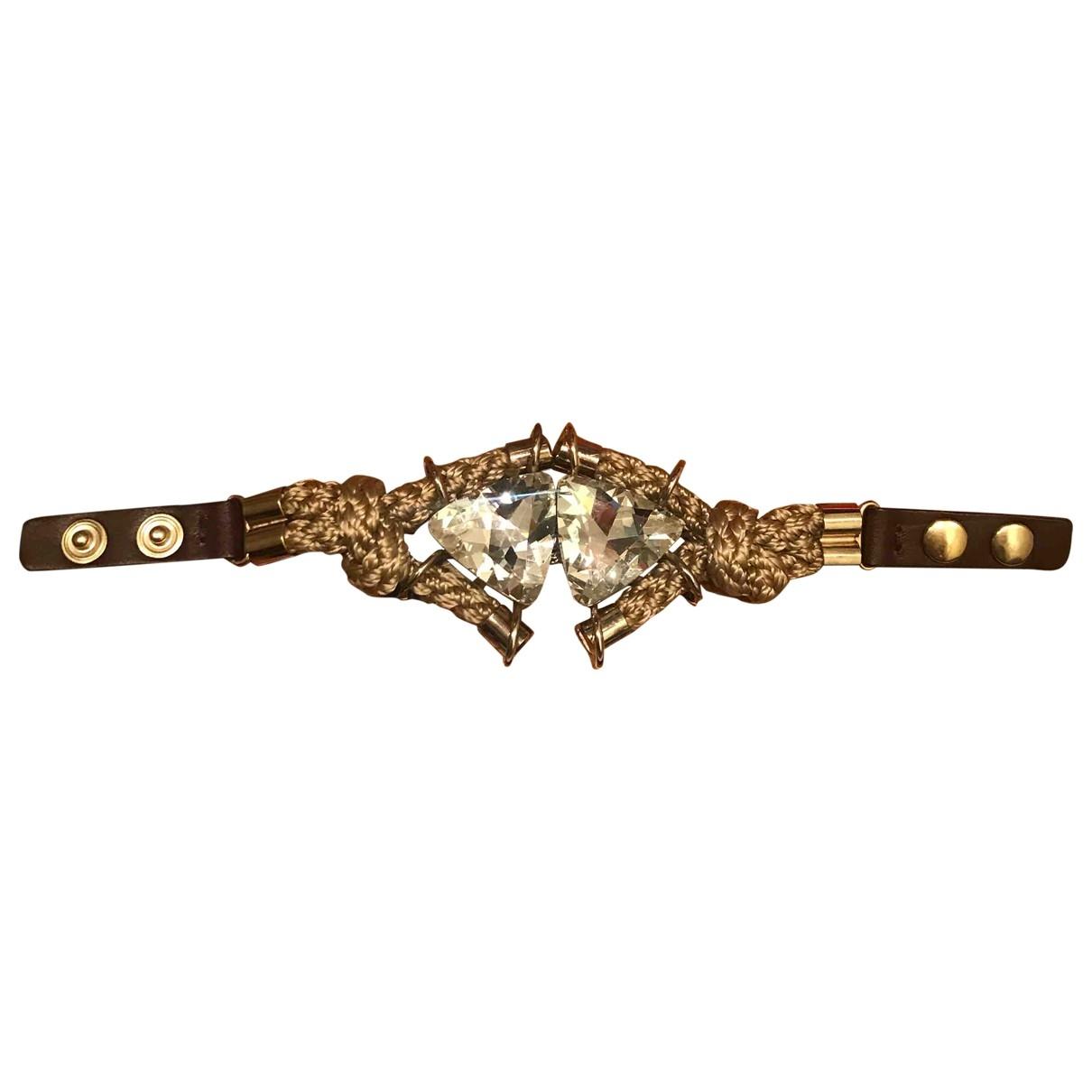 Blumarine - Bracelet   pour femme en metal - multicolore