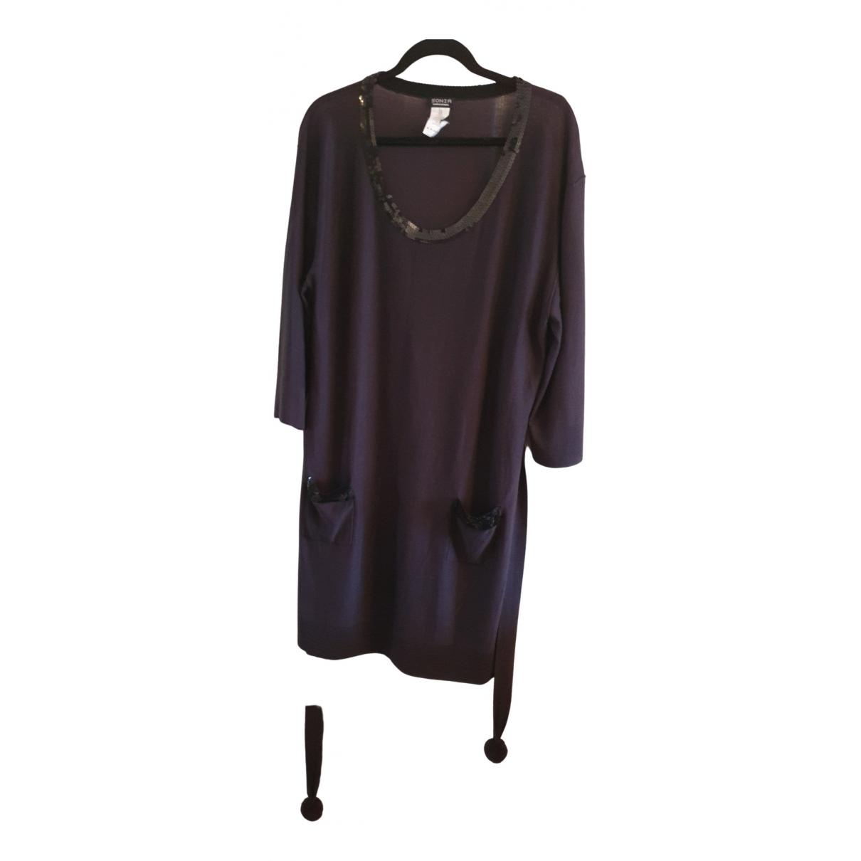 Sonia By Sonia Rykiel - Pull   pour femme en laine - violet