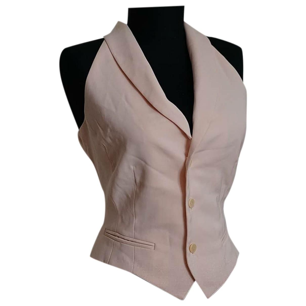 Zara \N Pink  top for Women M International