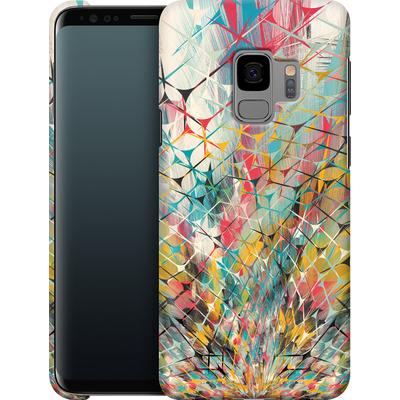 Samsung Galaxy S9 Smartphone Huelle - Spider Explosion von Danny Ivan