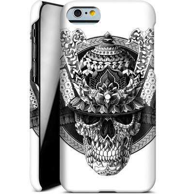 Apple iPhone 6s Smartphone Huelle - Samurai Skull von BIOWORKZ
