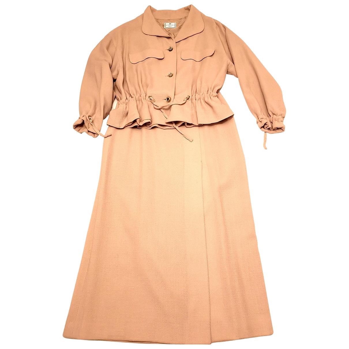 Courreges - Veste   pour femme en laine - rose