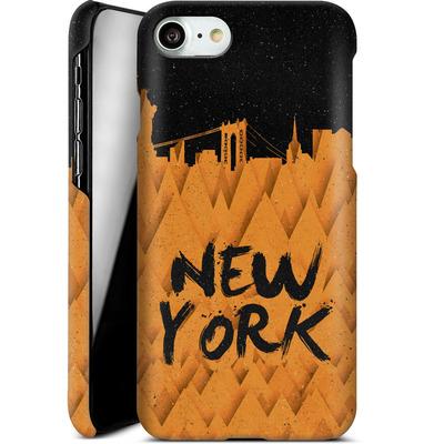 Apple iPhone 7 Smartphone Huelle - New York City von Danny Ivan