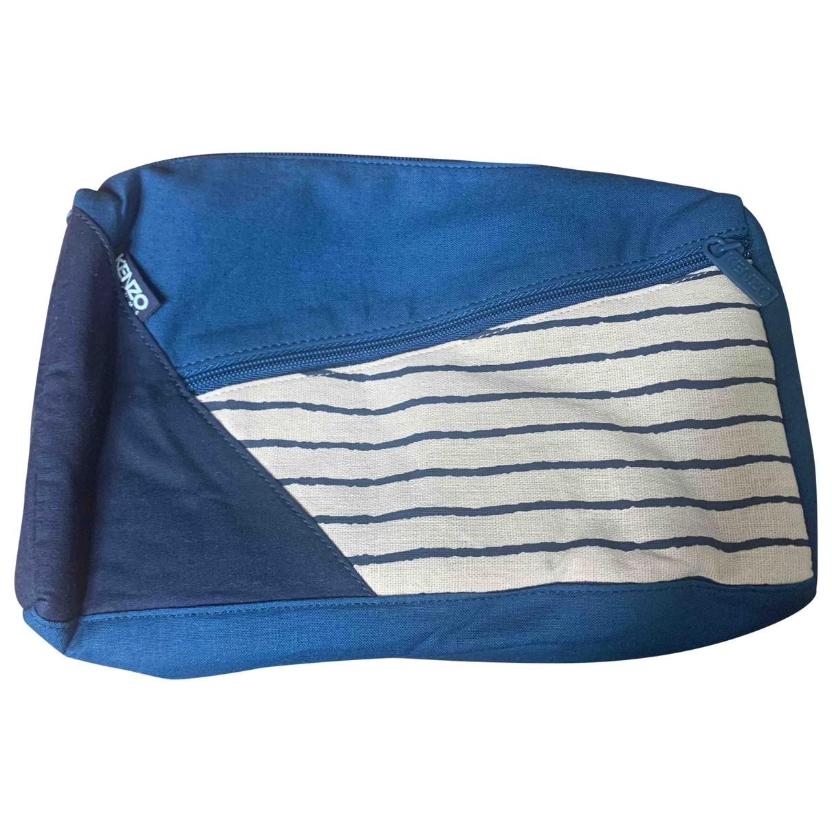 Kenzo - Petite maroquinerie   pour homme - bleu