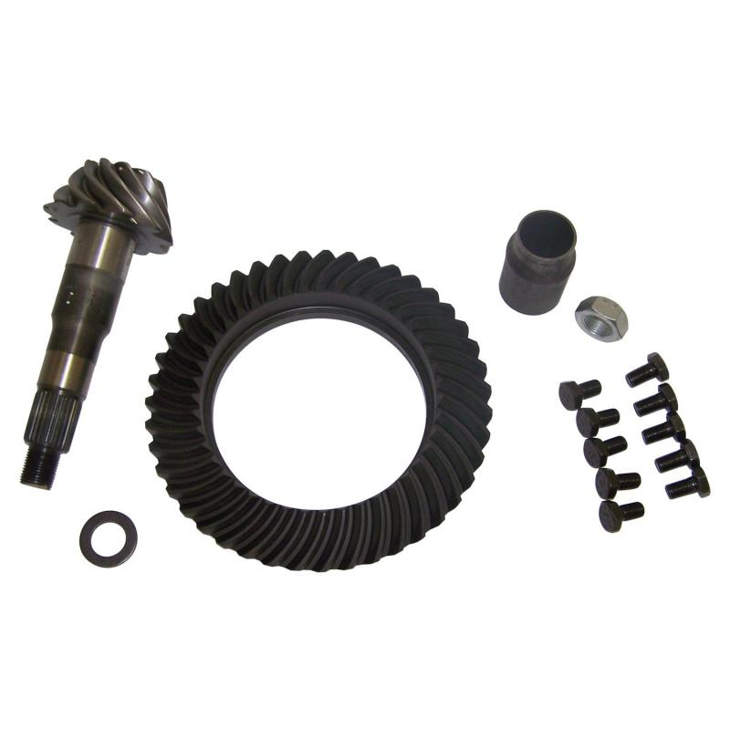 Crown Automotive 5019869AA Jeep Replacement Ring & Pinion Kit for 2000 WJ Grand Cherokee w/ Dana 44 Rear Axle; 3.91 Ratio Jeep Grand Cherokee Rear 200