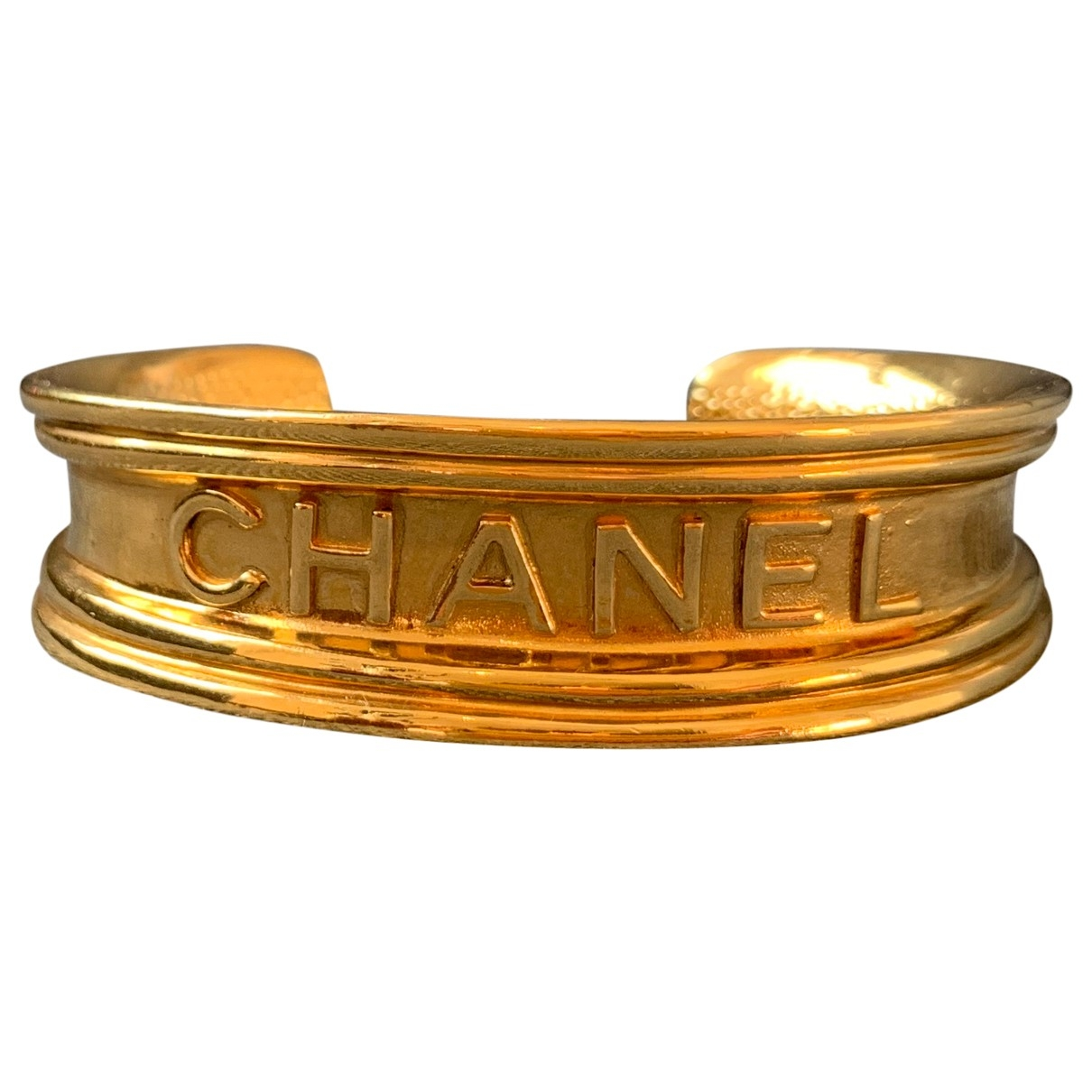Chanel CHANEL Armband in  Gold Vergoldet