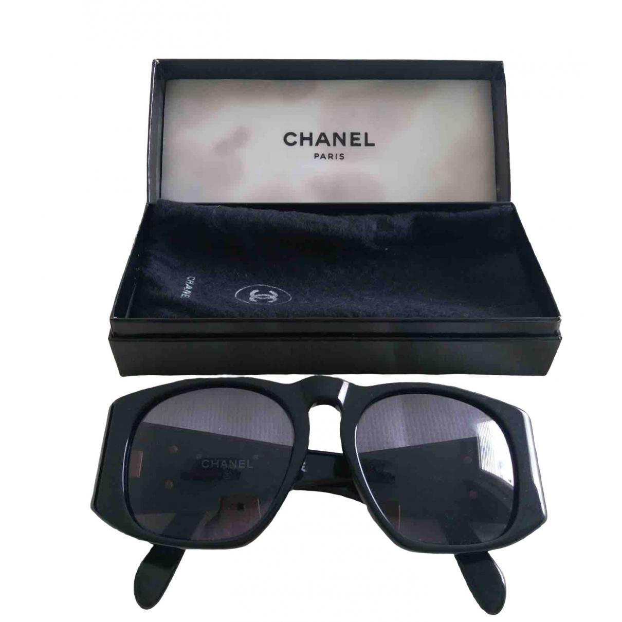 Chanel - Lunettes   pour femme - noir