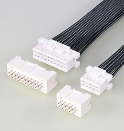 JST , XAD, B20B, 20 Way, 2 Row, Straight PCB Header (100)