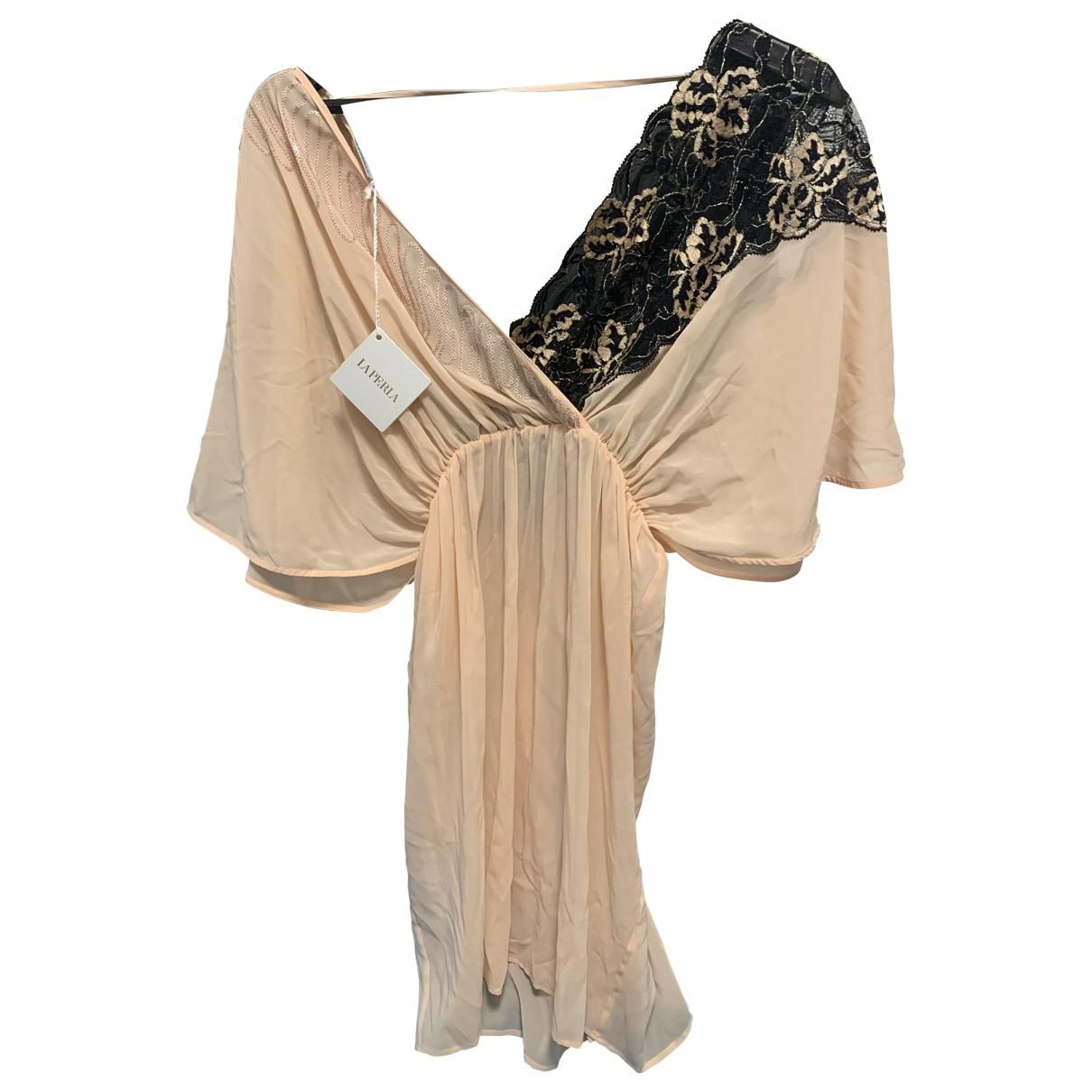 La Perla \N Pink Silk  top for Women 34 FR