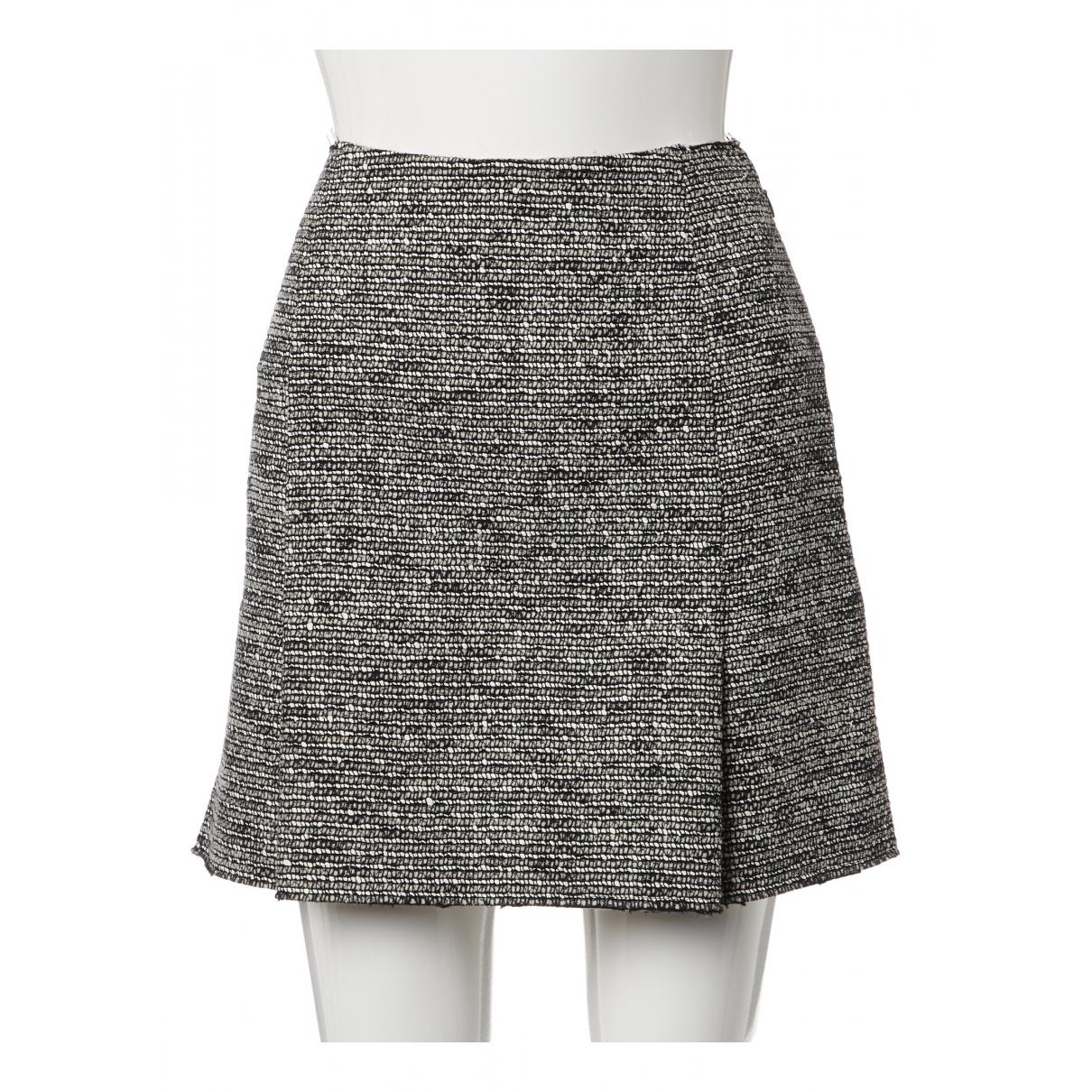 Balenciaga \N Rocke in  Bunt Tweed