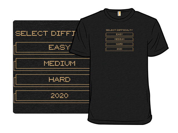 Difficulty Level T Shirt