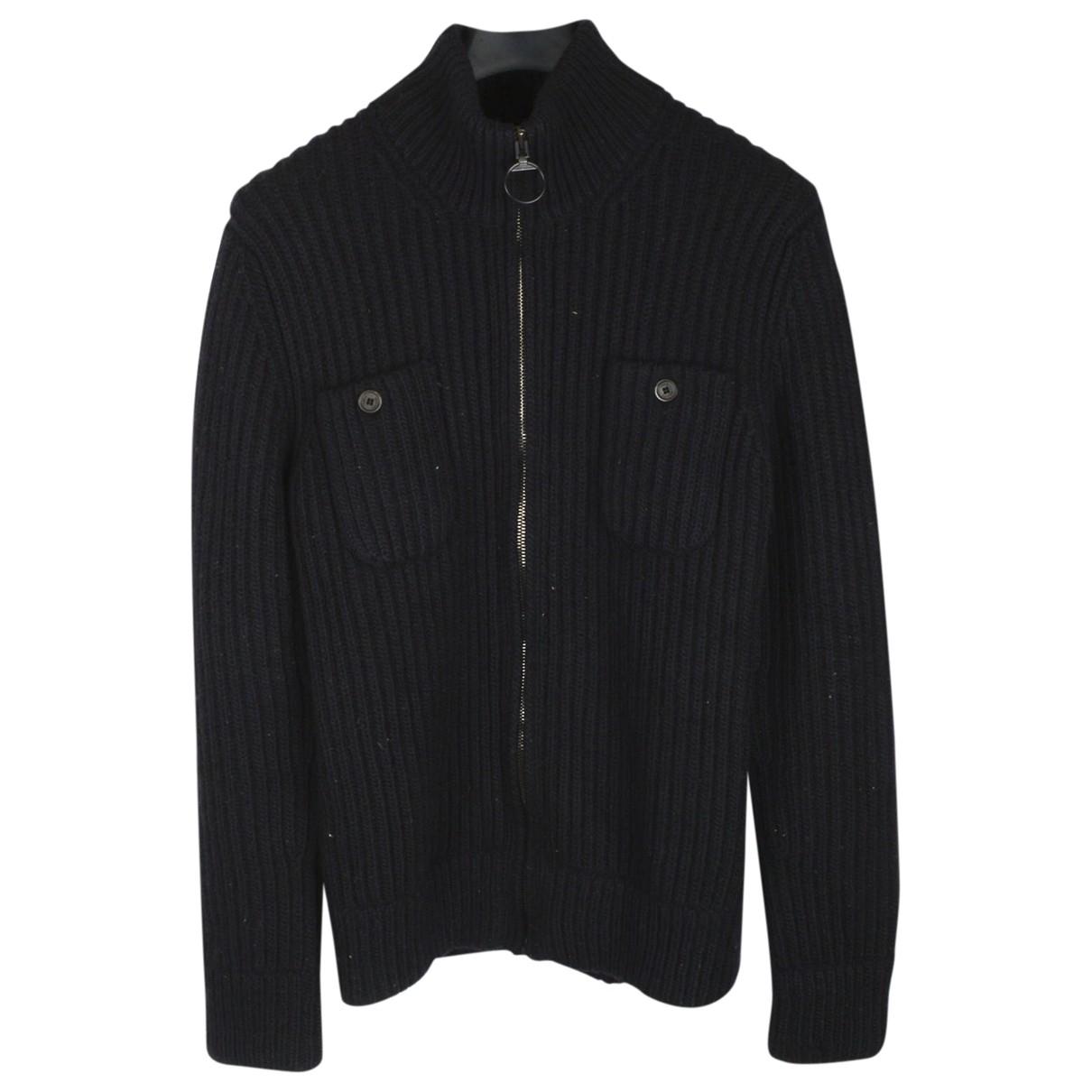 Louis Vuitton - Pulls.Gilets.Sweats   pour homme en laine - noir