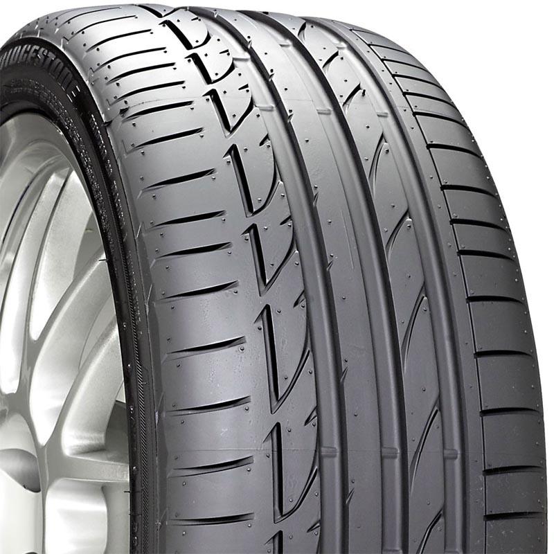 Bridgestone 000259 Potenza S001 Tire 255/40 R18 99YxL BSW MB RF