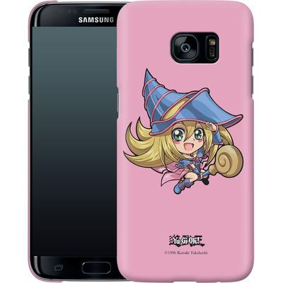 Samsung Galaxy S7 Edge Smartphone Huelle - Dark Magician Girl SD von Yu-Gi-Oh!