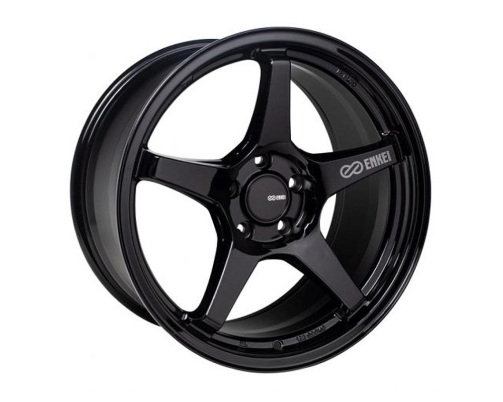 Enkei TS-5 Wheel Tuning Series Gloss Black 17x8 5x114.3 40mm