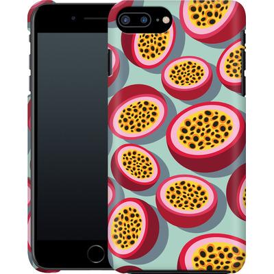 Apple iPhone 8 Plus Smartphone Huelle - Passion Fruit von Susana Paz