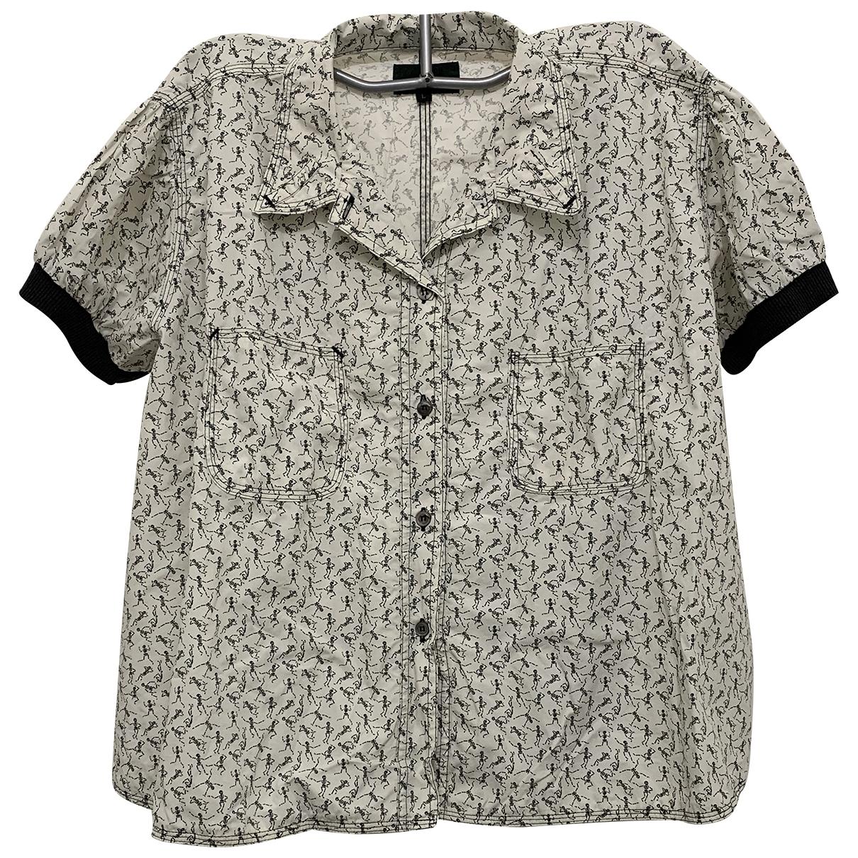 Jean Paul Gaultier \N Multicolour Cotton  top for Women L International