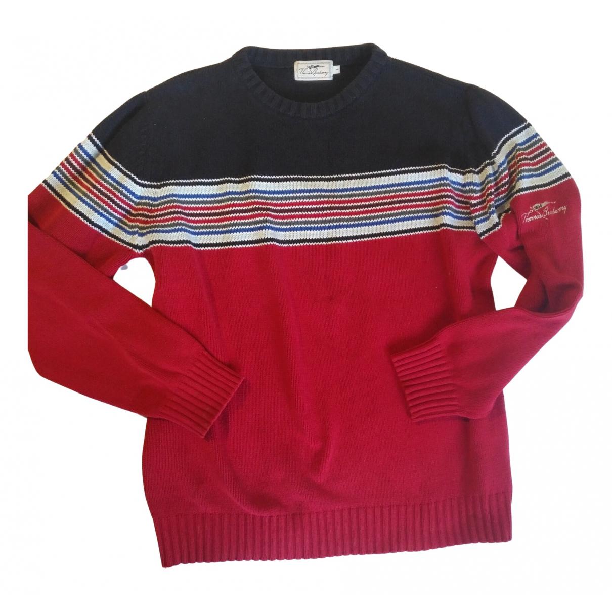 Burberry \N Pullover.Westen.Sweatshirts  in  Bunt Baumwolle