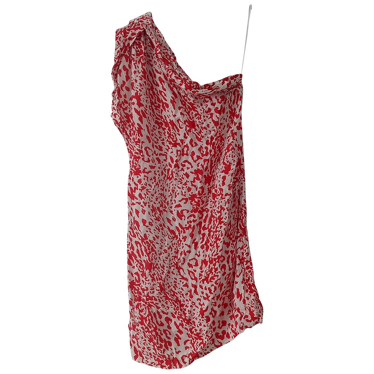 Maje - Robe Spring Summer 2019 pour femme - rouge