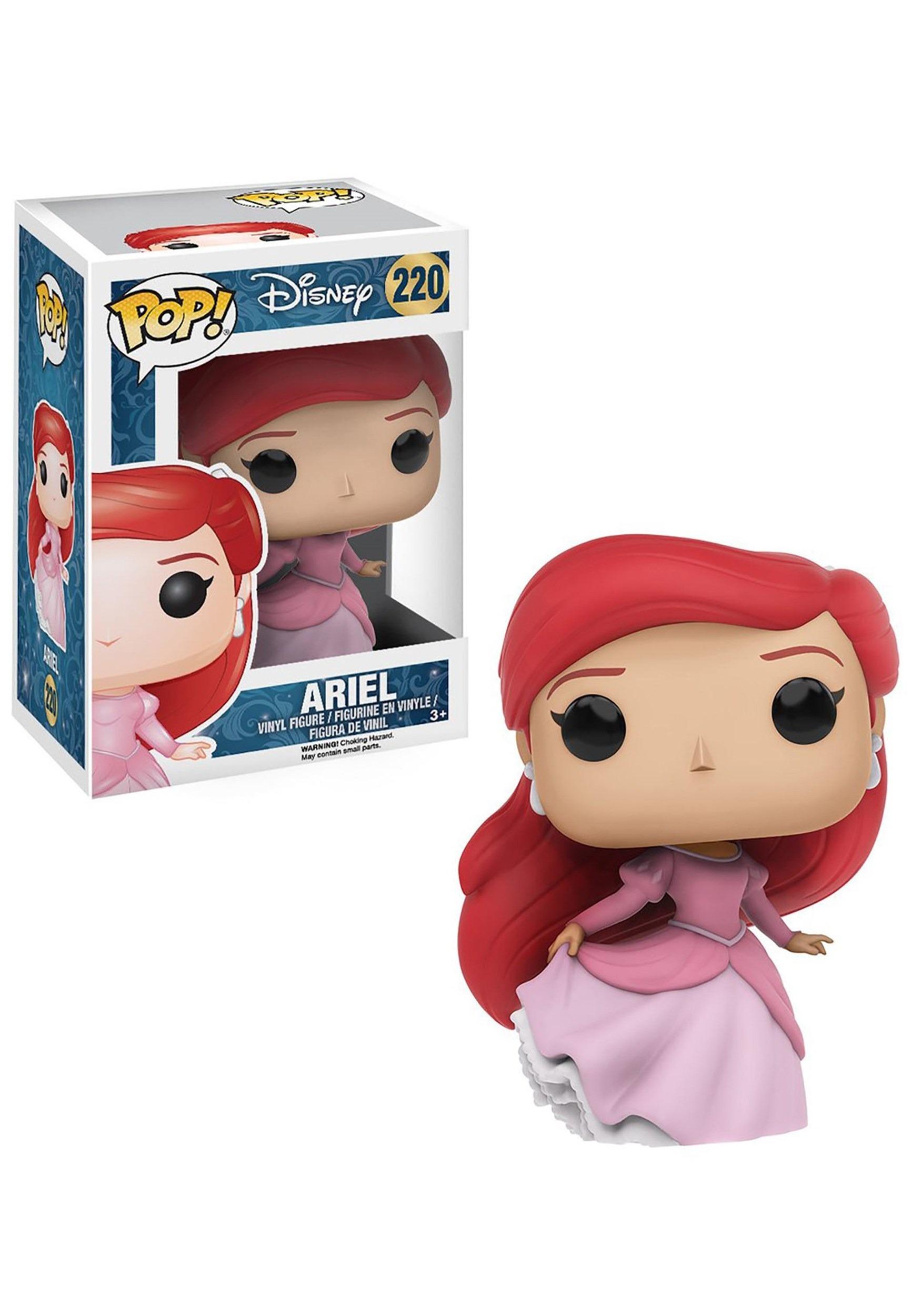 Disney The Little Mermaid Princess Ariel POP Vinyl Figure