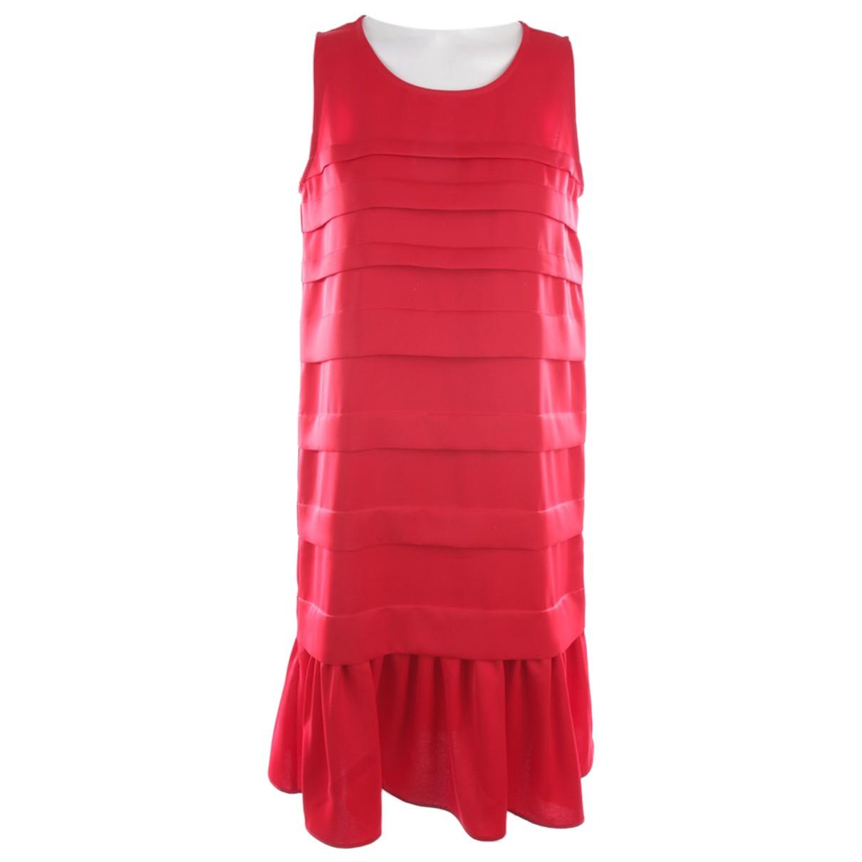 Steffen Schraut - Robe   pour femme - rouge