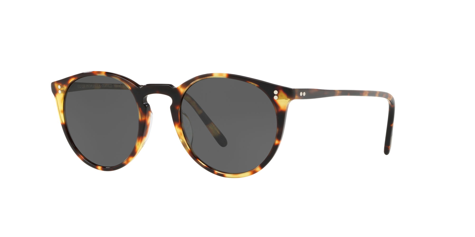 Oliver Peoples Unisex  OV5183S OMALLEY SUN -  Frame color: Habana, Lens color: Gris-Negro, Size 48-22/145