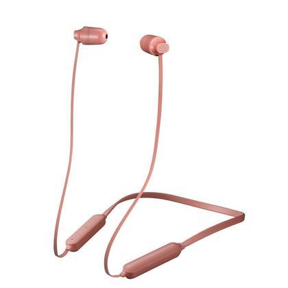 Écouteurs intra-auriculaires sans fil JVC FX35BT Marshmallow, résistance à l'eau (IPX4), Rose