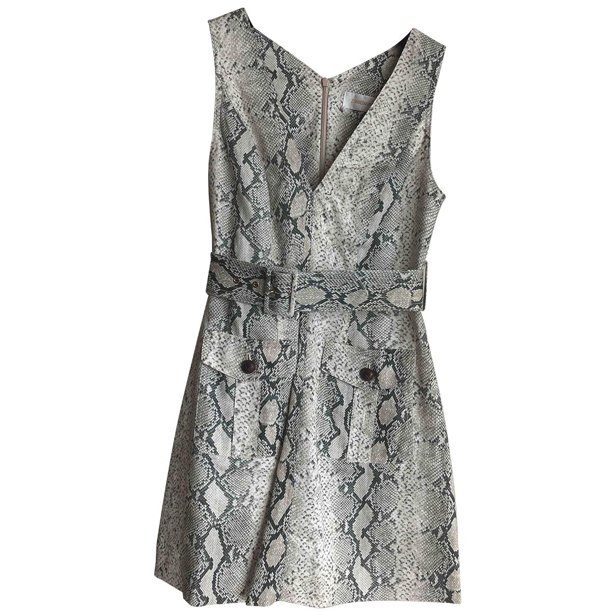 Zimmermann - Robe   pour femme en coton