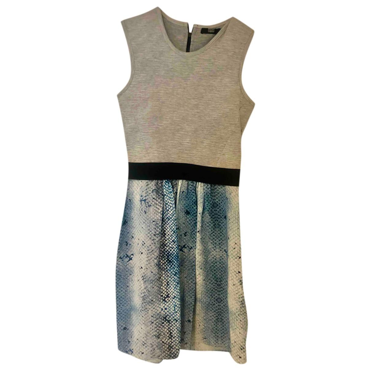 Markus Lupfer - Robe   pour femme en soie - multicolore