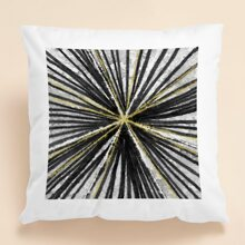 Abstract Pattern Cushion Cover Without Filler