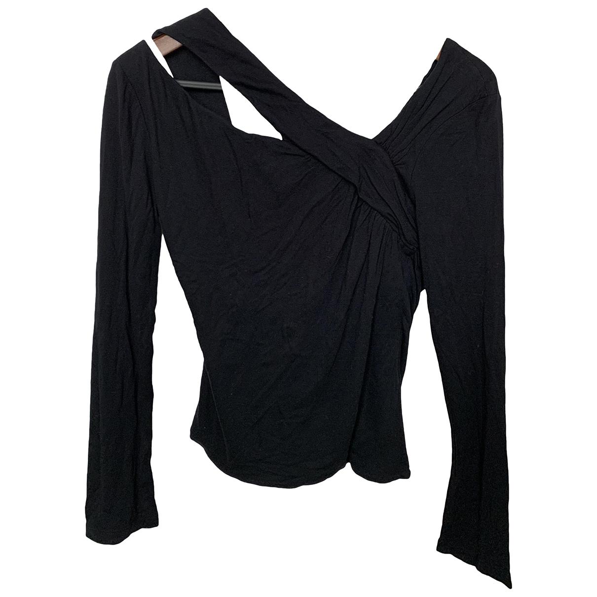 Gianni Versace - Top   pour femme - noir