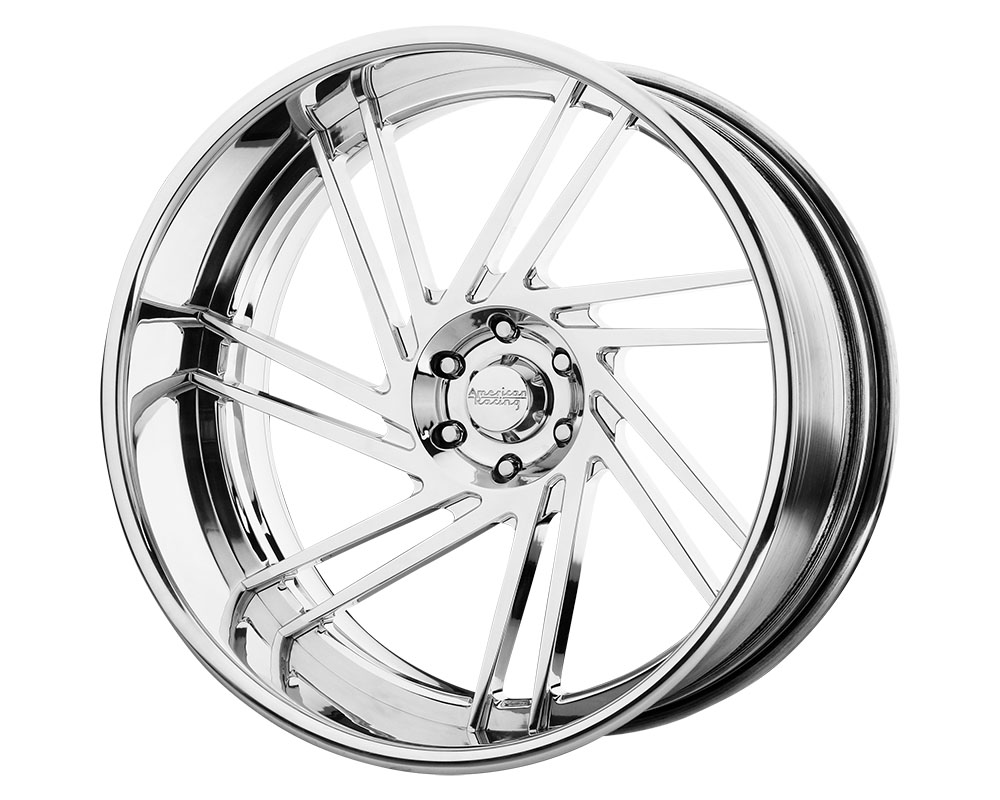 American Racing Forged VF520 Wheel 18x7 Blank +0mm Polished