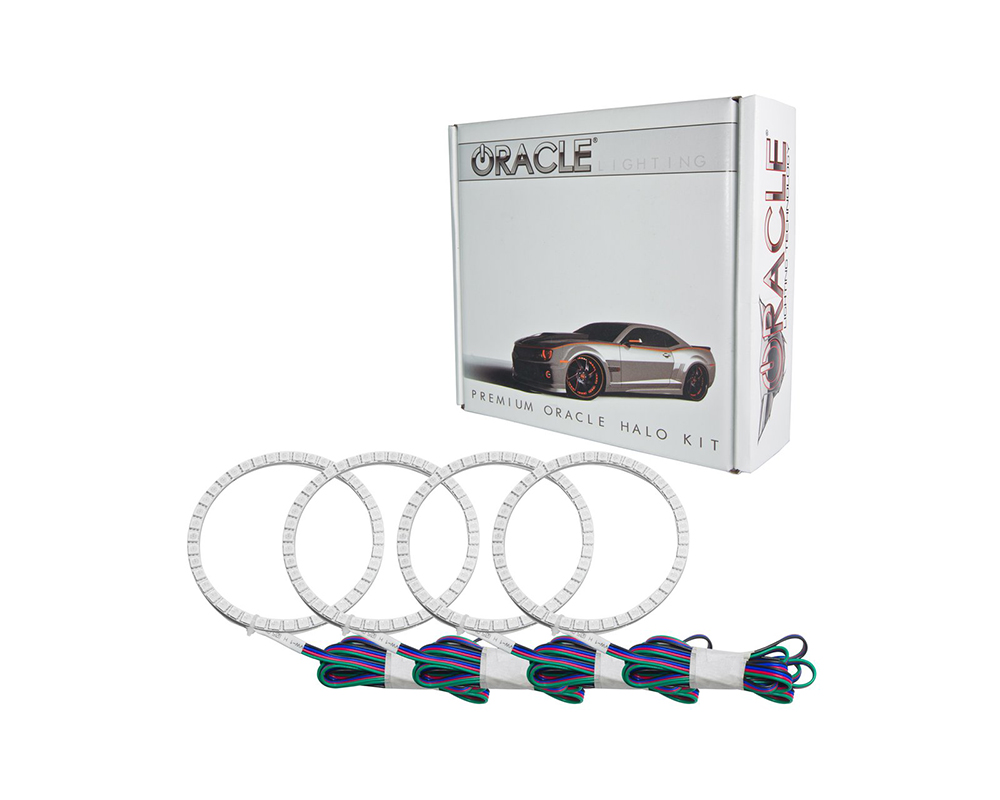 Oracle Lighting 2320-335 Infiniti G35 Coupe 2003-2005 ORACLE ColorSHIFT Halo Kit