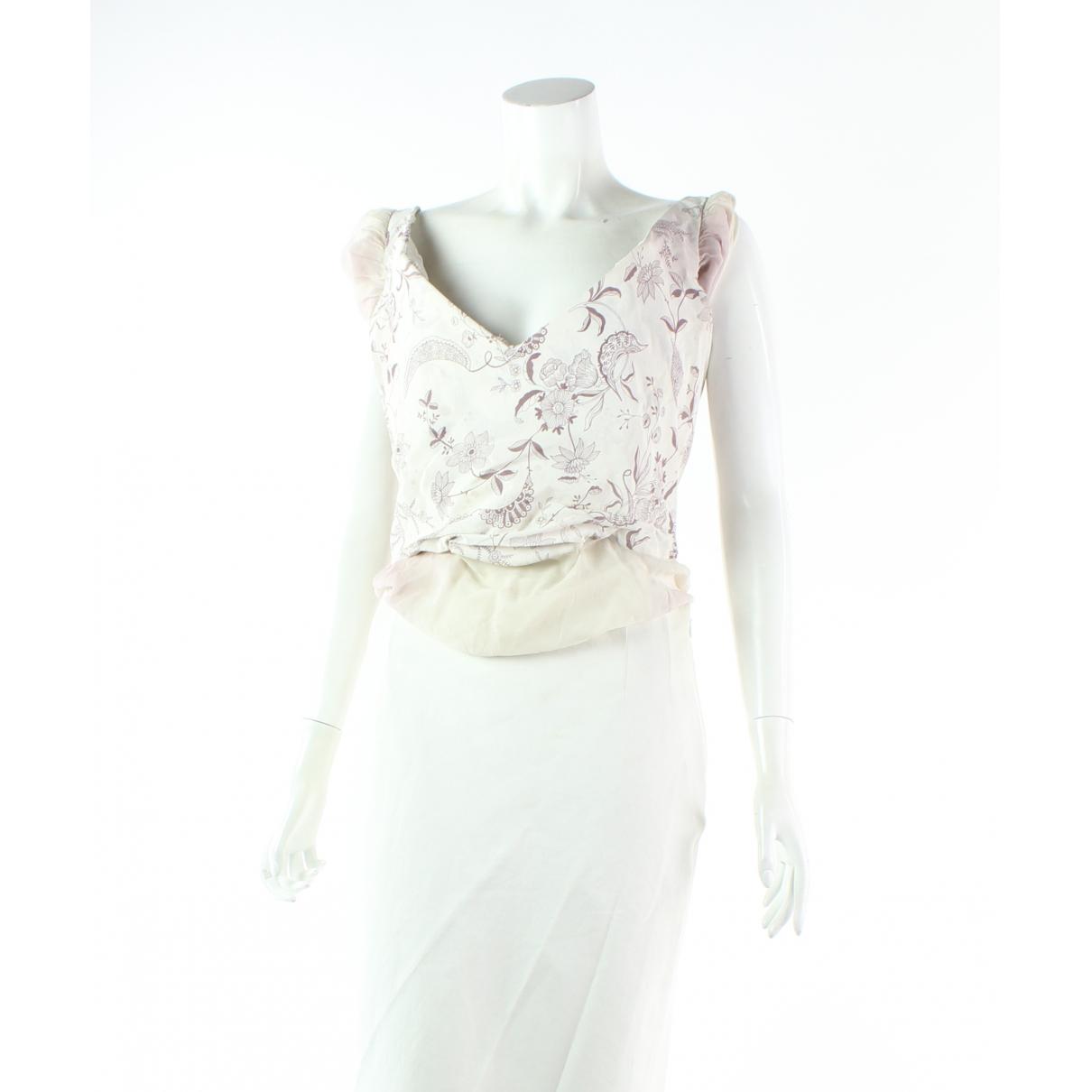 Vivienne Westwood - Top   pour femme en soie - multicolore