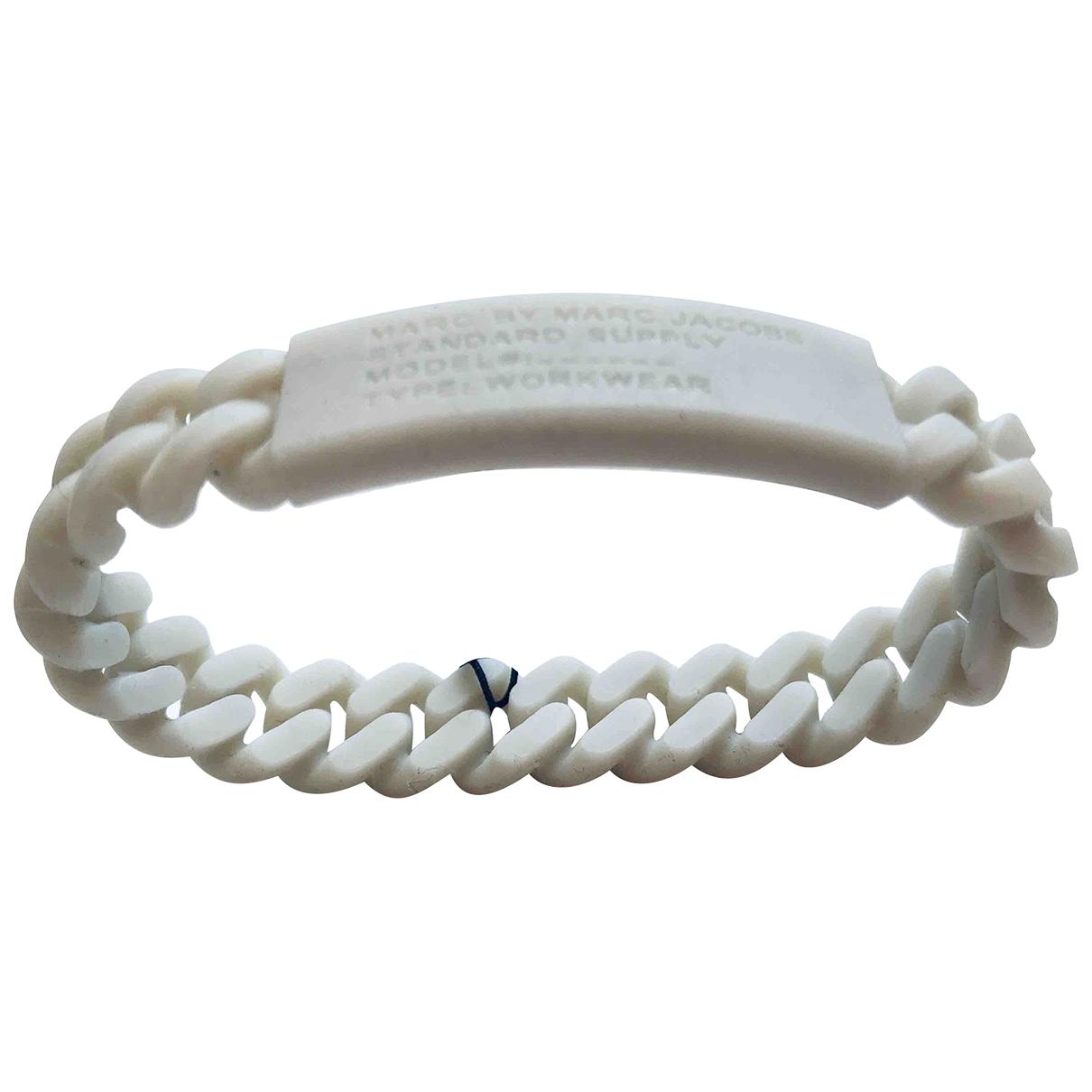 Marc By Marc Jacobs - Bracelet   pour femme - blanc