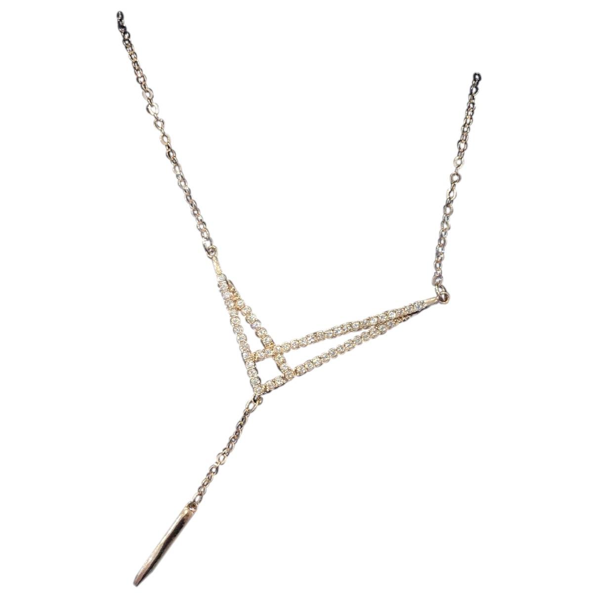 Swarovski - Collier   pour femme en argent - argente