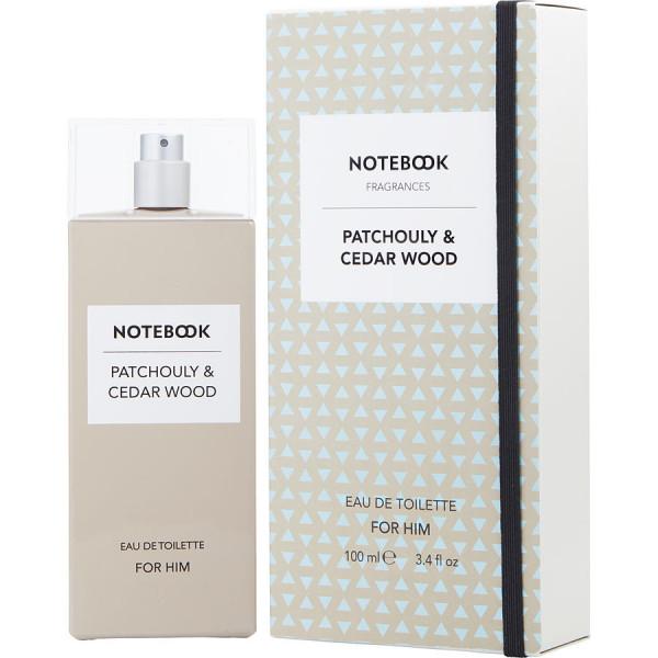 Notebook Patchouly & Cedar Wood - Selectiva Eau de toilette en espray 100 ml