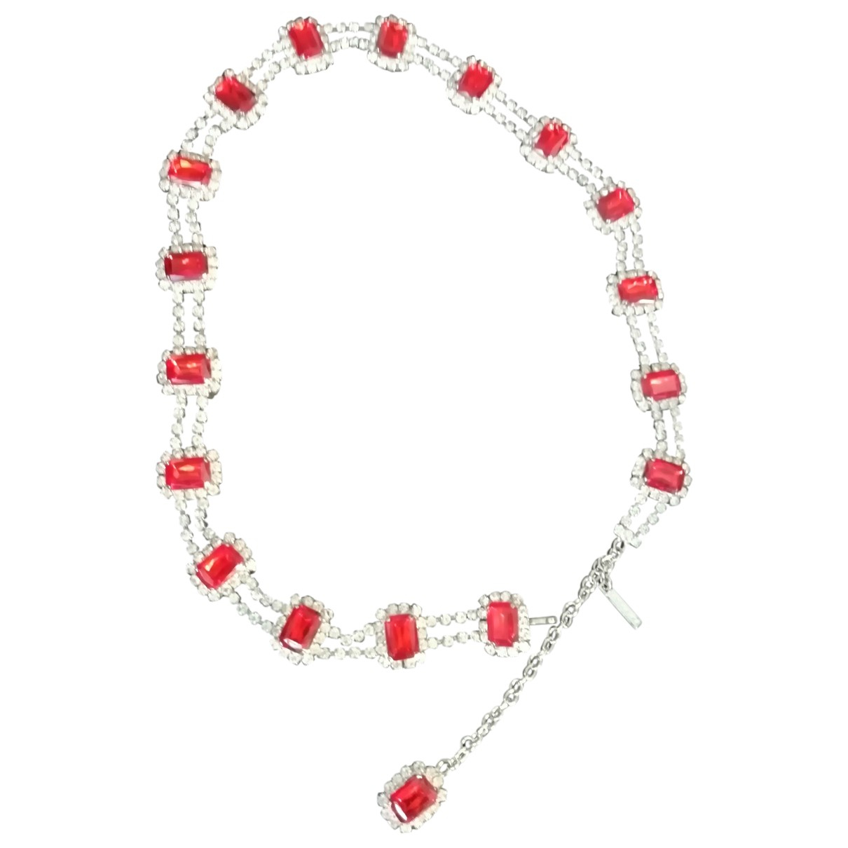 Dolce & Gabbana N Red Metal belt for Women S International