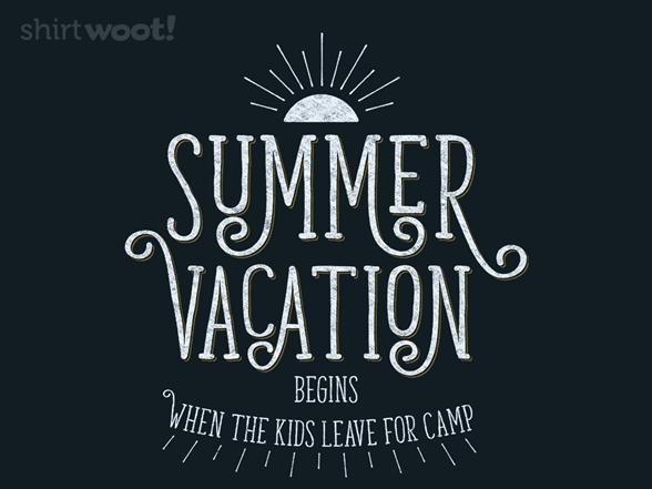 Summer Vacation T Shirt