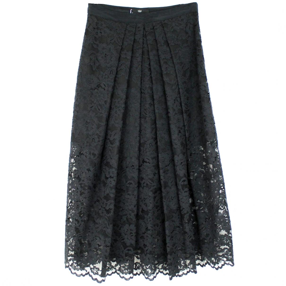 Tibi \N Black skirt for Women 4 US