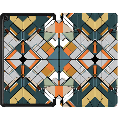 Amazon Fire 7 (2017) Tablet Smart Case - Mosaic I von caseable Designs